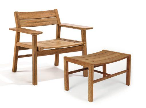 Skargaarden Djurö Lounge Sessel & Hocker