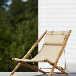 Skargaarden H55 Liegestuhl - Outdoor