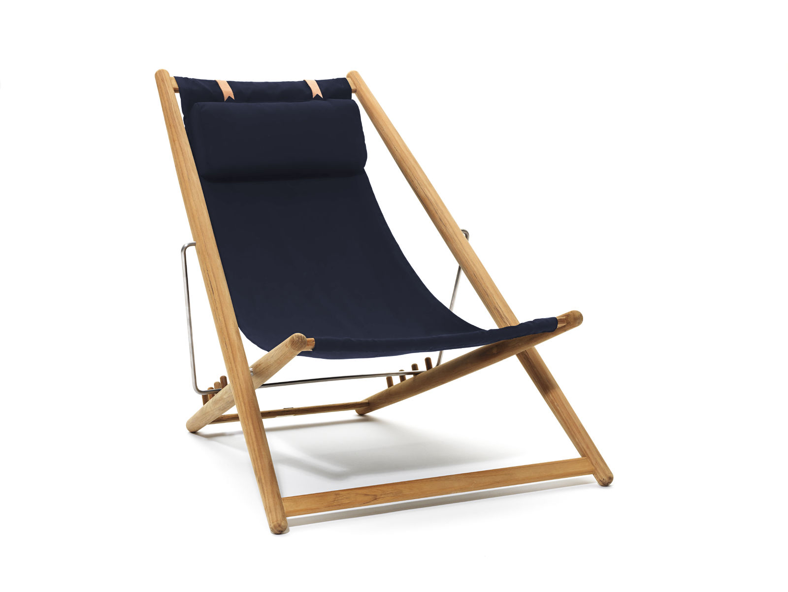 Skargaarden H55 Deck Chair - Outdoor