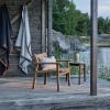 Skargaarden Djurö Lounge Sessel & Hocker Skargaarden Djurö Lounge Tisch
