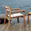 Skargaarden Djurö Lounge Sessel