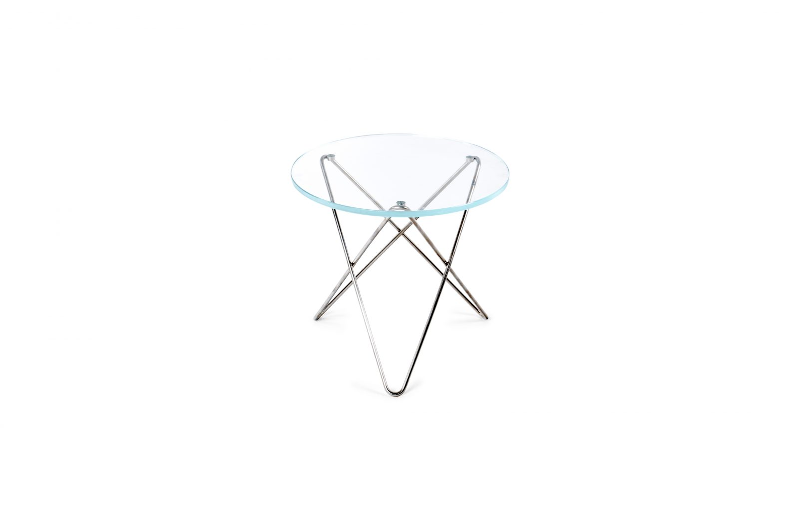 Ox DenmarQ Mini O Glass Table
