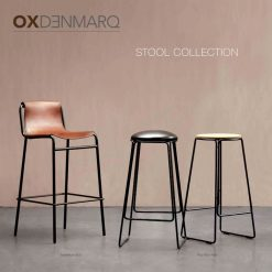 Ox DenmarQ September Bar Stool