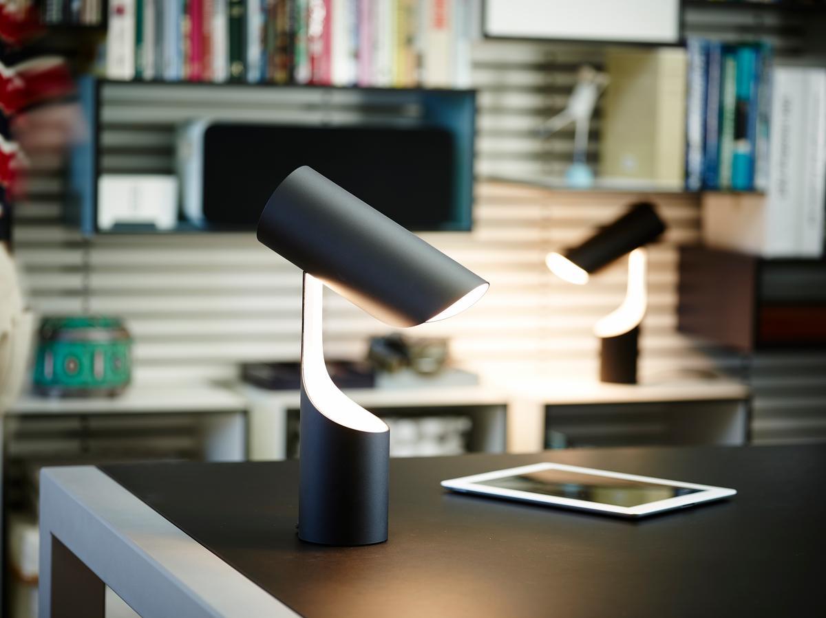 Le Klint Mutatio Table & Wall Lamp
