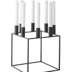 by Lassen - Kubus 8 Candle Holder