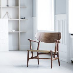 Carl Hansen CH22 Lounge Chair