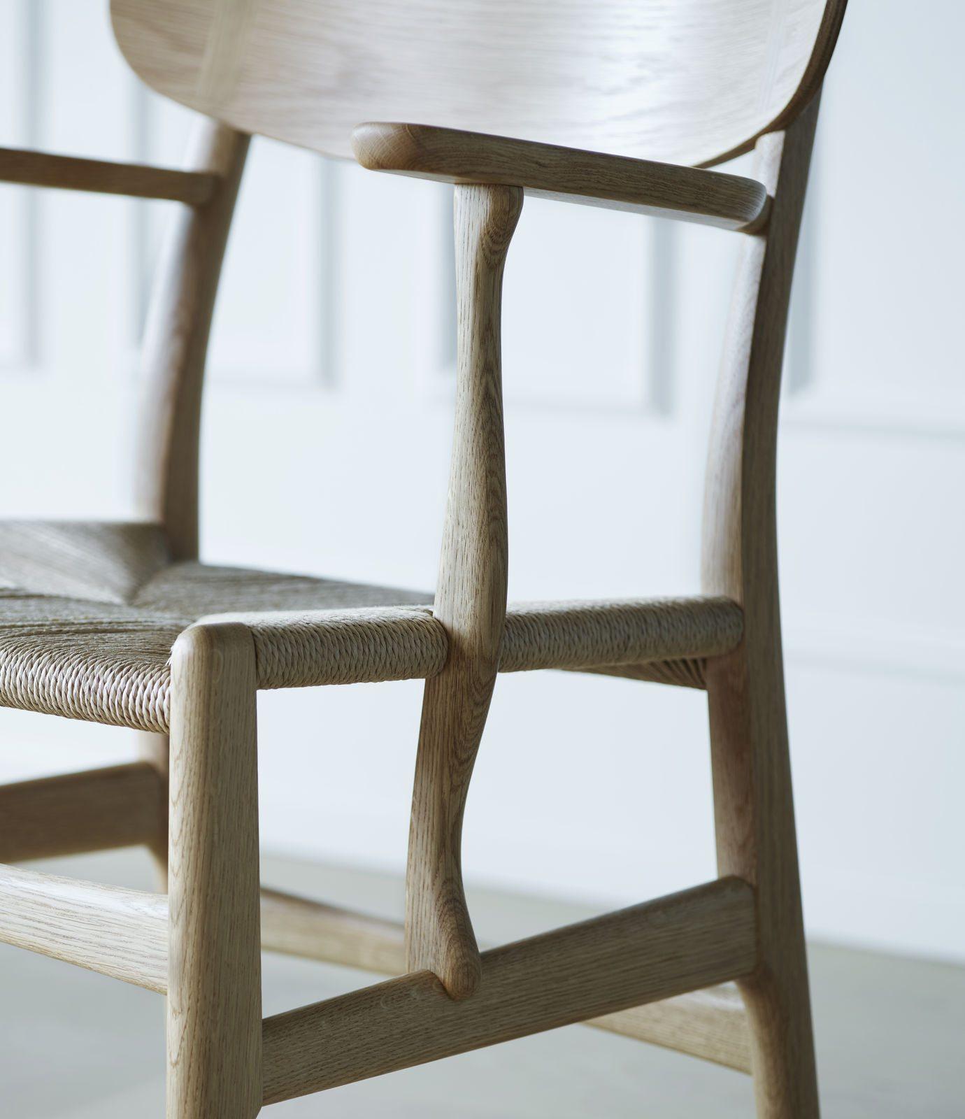 carl hansen ch26 stuhl nordic urban berlin germany. Black Bedroom Furniture Sets. Home Design Ideas