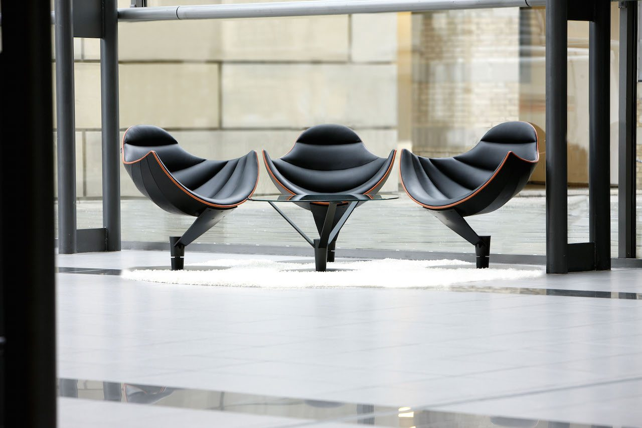 LOP Furniture Shelley Lounge Sessel
