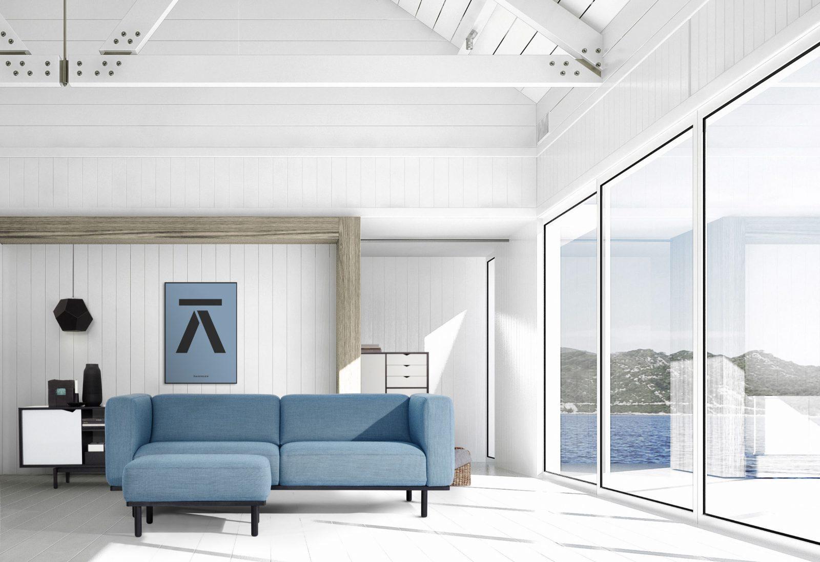 Andersen A1 Sofa Und Hocker Nordic Urban Gmbh