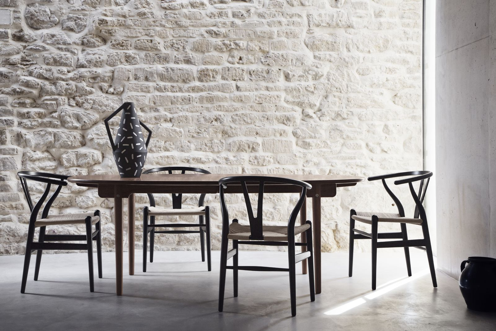 carl hansen ch24 wishbone chair available at nordic urban in berlin