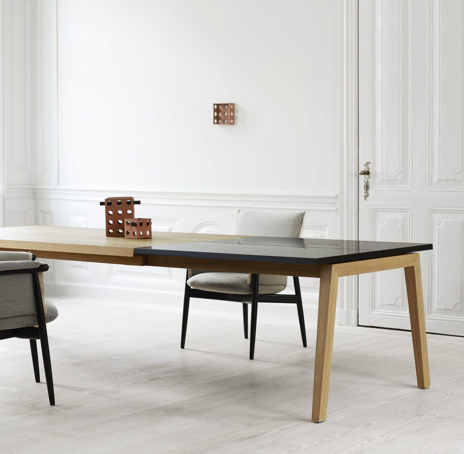 Carl hansen sh900 extend tisch nordic urban gmbh for Tisch nordic design