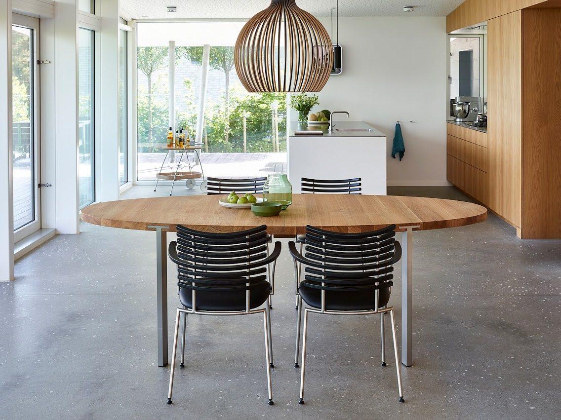 Naver Collection GM2100 Tisch mit ovaler Platte