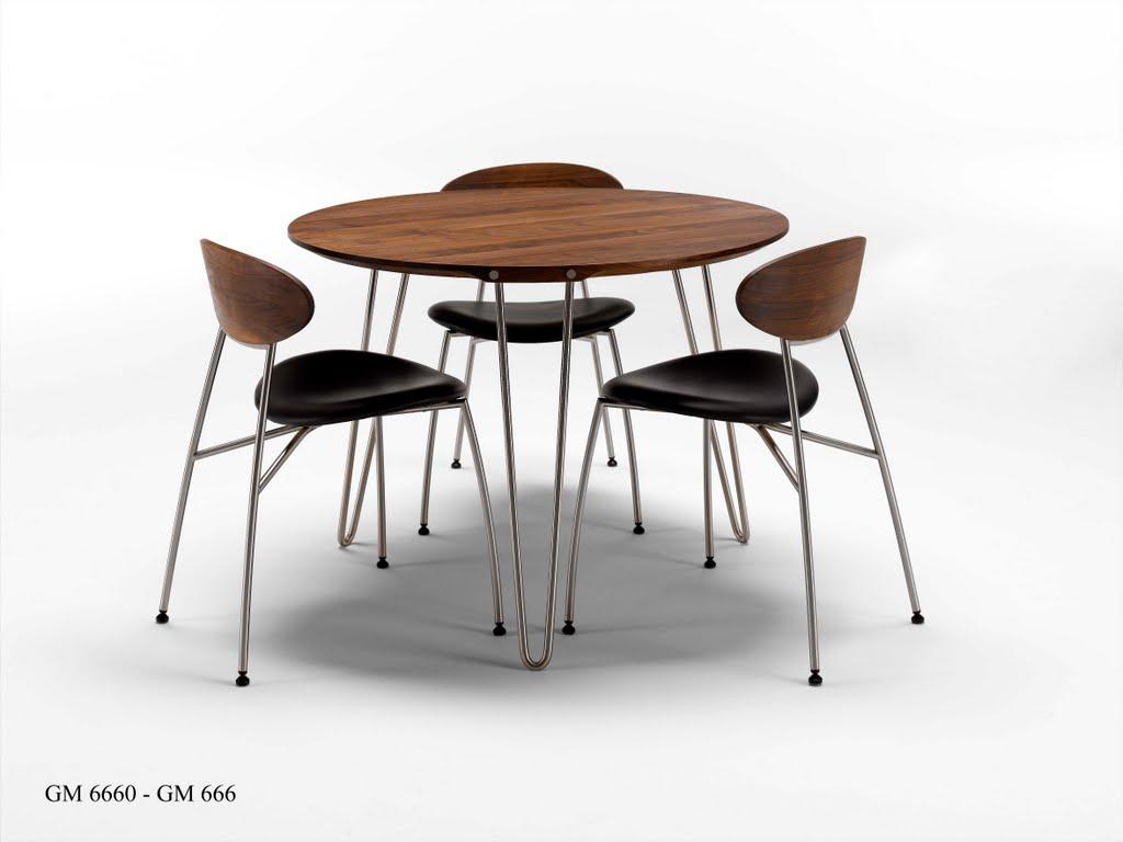 Naver Collection GM 6660 runder Tisch