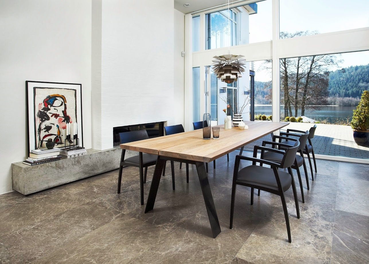 Naver collection gm 3200 plank tisch nordic urban gmbh for Tisch nordic design