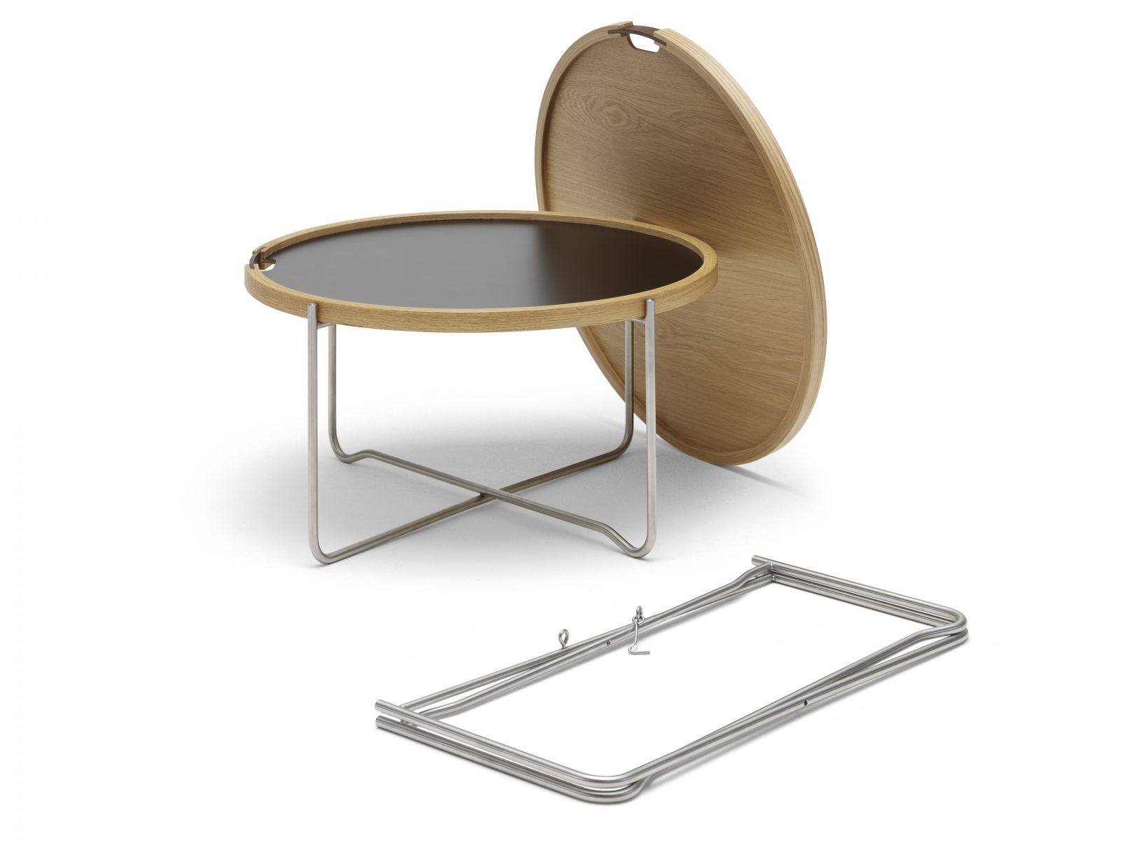 Carl Hansen CH417 Tray Table Nordic Urban GmbH