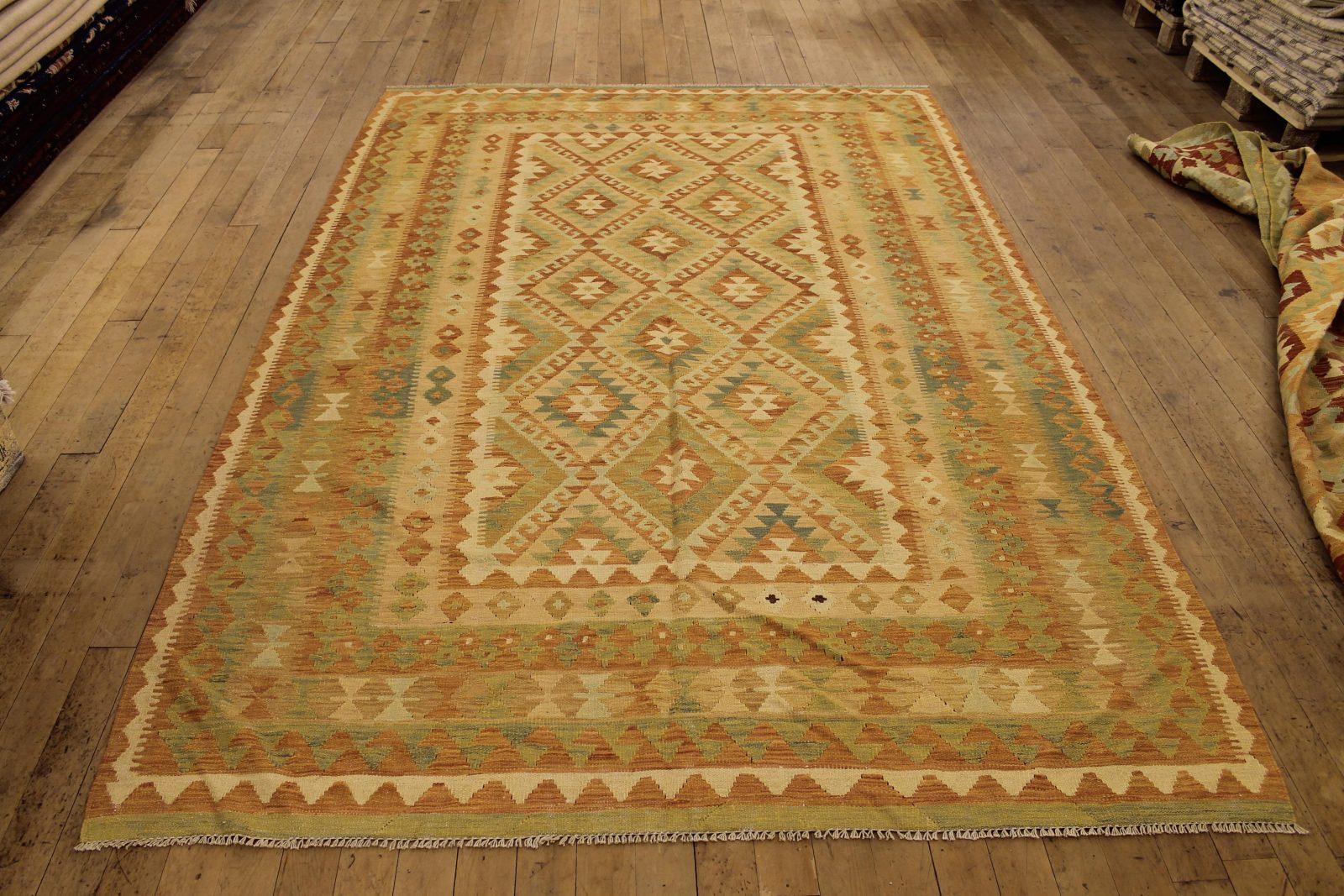 Kilim carpet 293x188cm - Nordic Urban