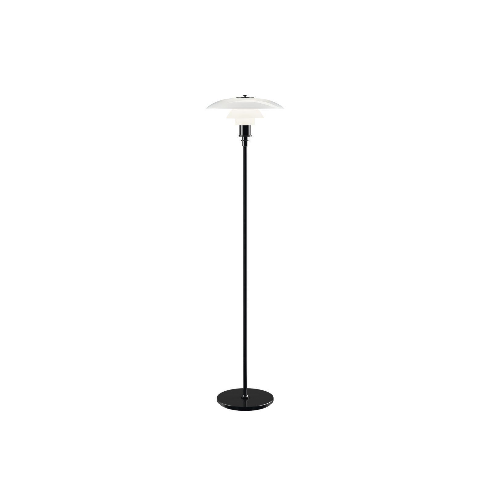 Louis Poulsen PH 3 ½ - 2 ½ Floor Lamp