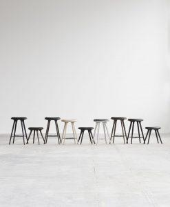 Mater Design Hocker und Barstuhl