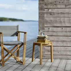 Skargaarden Kryss Lounge Stuhl Djurö Lounge Tisch