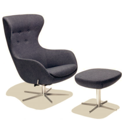 Søren Lund SL407 Arm Chair and Stool