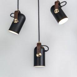 CARRONADE pendants black