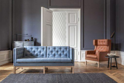 Erik Jørgensen EJ 315 Sofa und Sessel