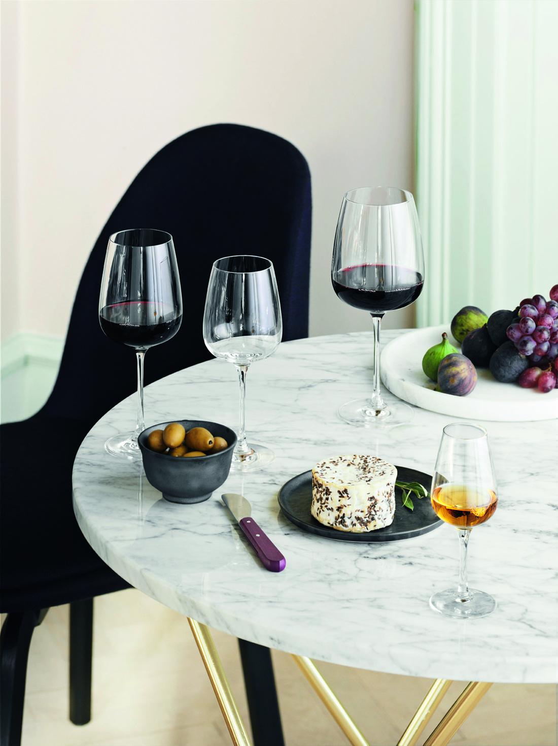 Holmegaard BOUQUET Wein Glas