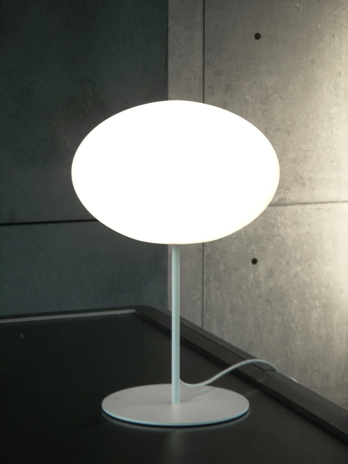 Cph Lighting EGGY PIN FLOOR + TABLE