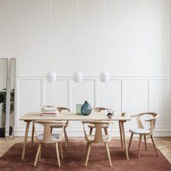&Tradition - InBetween Tisch - rechteckig