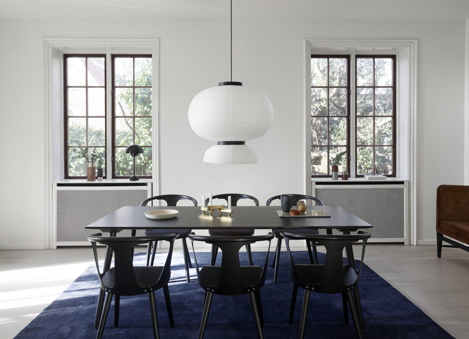 &Tradition - InBetween Table - rectangular