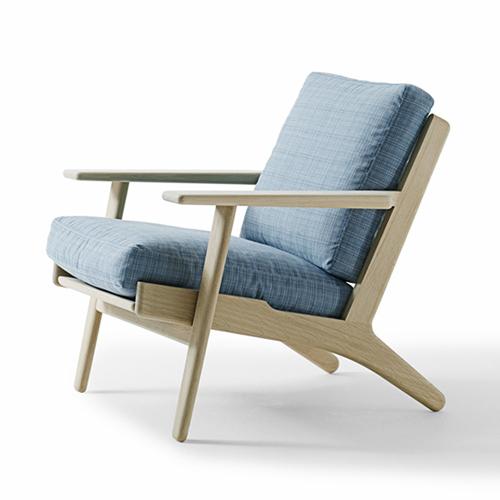 Getama - Sessel 290 von Hans J. Wegner