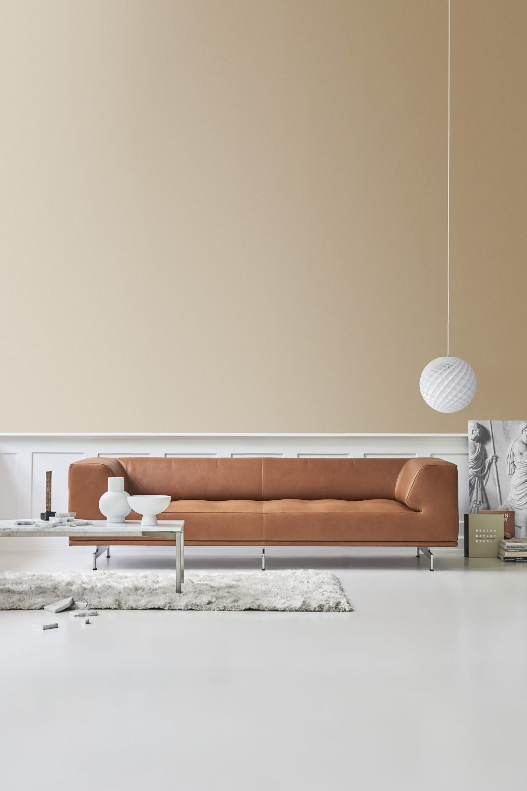 Erik Jørgensen EJ450 Delphi Sofa