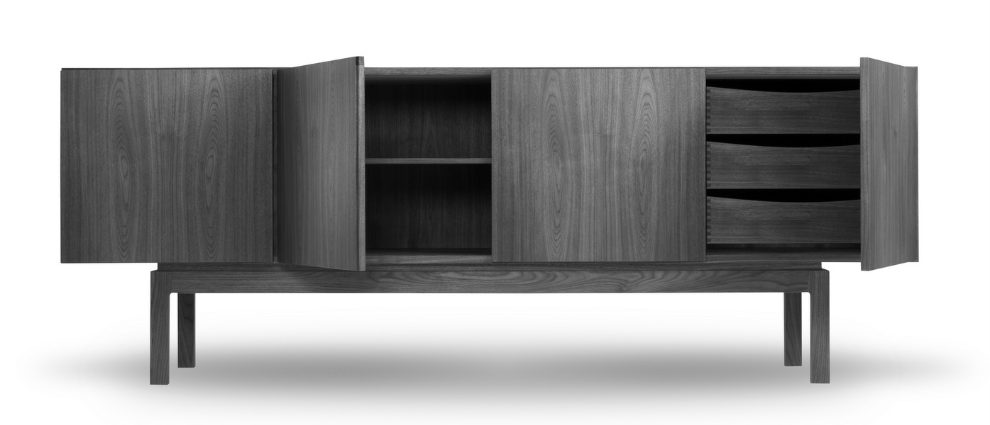 Sideboard no. 183 by Bernhard Pedersen & Son
