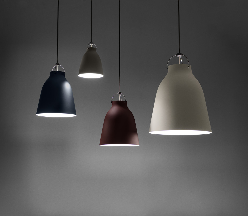 Caravaggio P2 Pendant By Light Years
