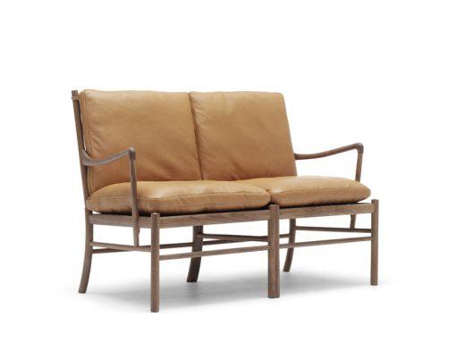 Carl Hansen OW149-2 Colonial Sofa von Ole Wanscher