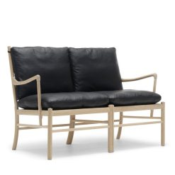 Carl Hansen OW149-2 Colonial Sofa by Ole Wanscher