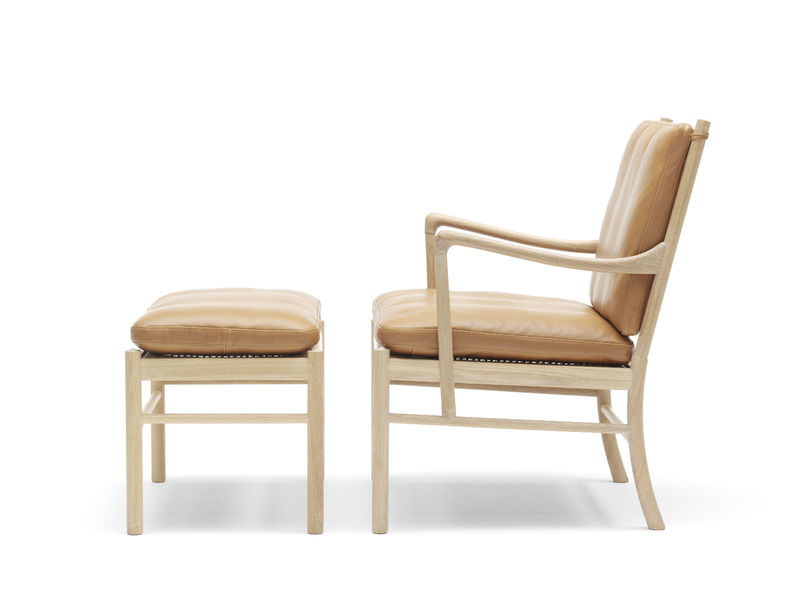 Remarkable Carl Hansen Ow149 Colonial Chair By Ole Wanscher Ibusinesslaw Wood Chair Design Ideas Ibusinesslaworg