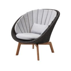 Cane-Line - Peacock Outdoor Lounge Chair