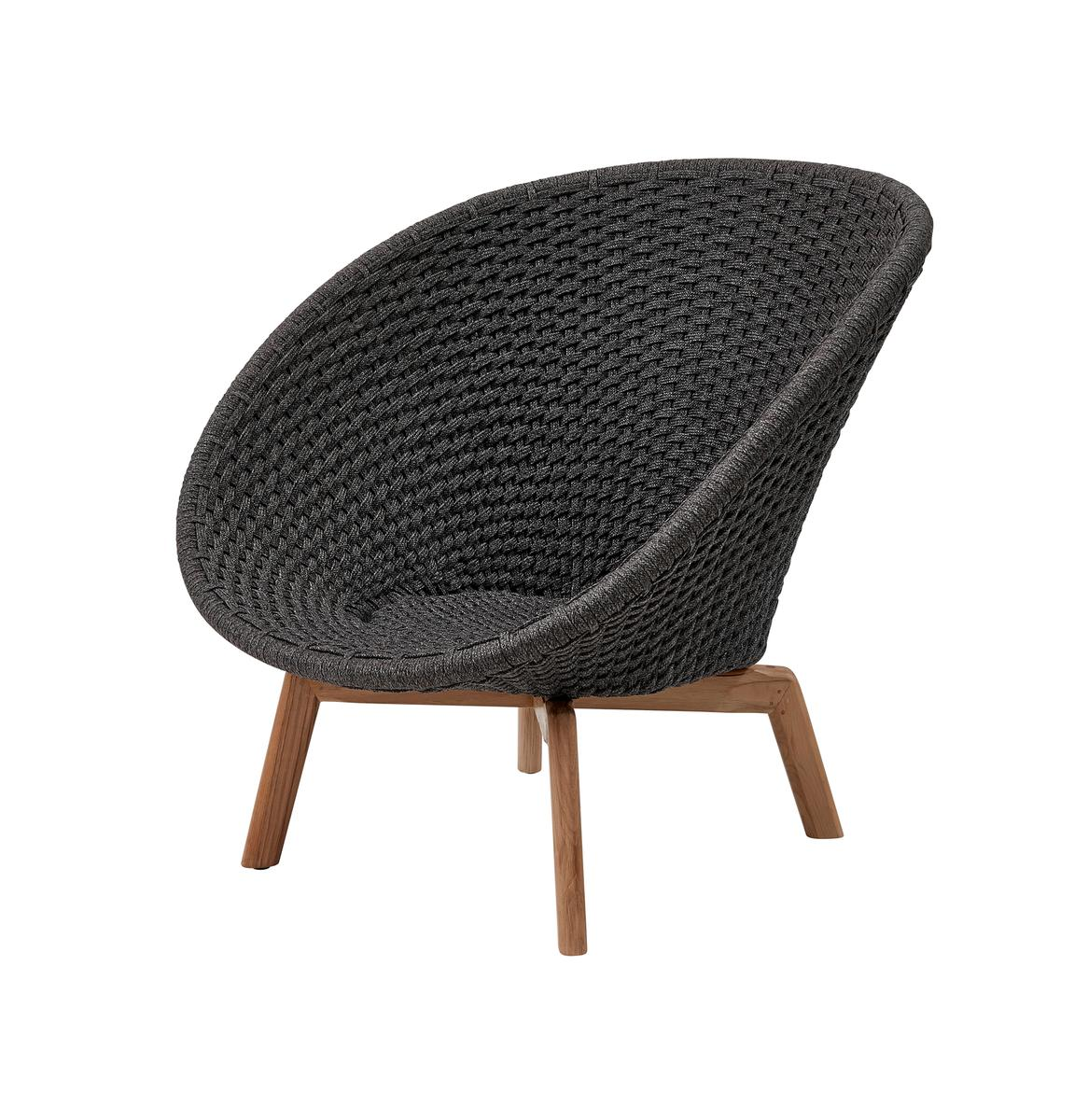 Cane Line Pea Outdoor Lounge