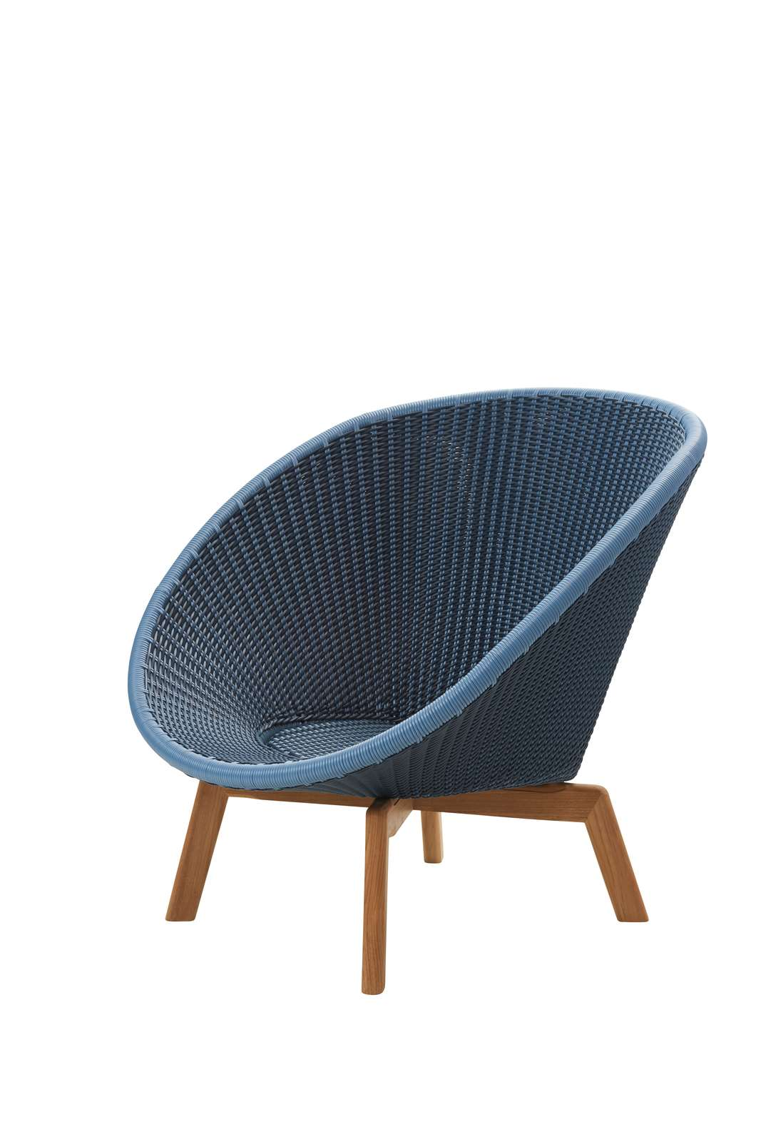 Swell Cane Line Peacock Outdoor Lounge Chair Andrewgaddart Wooden Chair Designs For Living Room Andrewgaddartcom