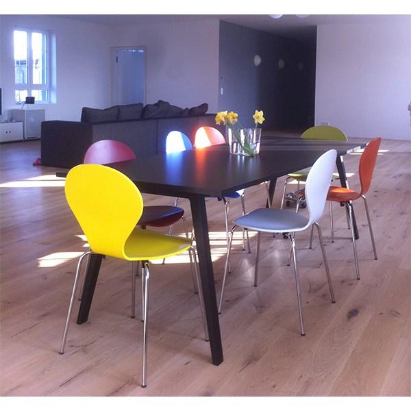 Rondo Stuhl gepolstert von Erik Jørgensen