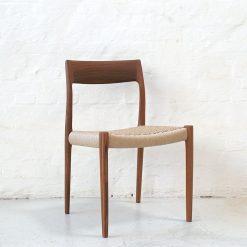 J. L. Møllers Chair No. 77