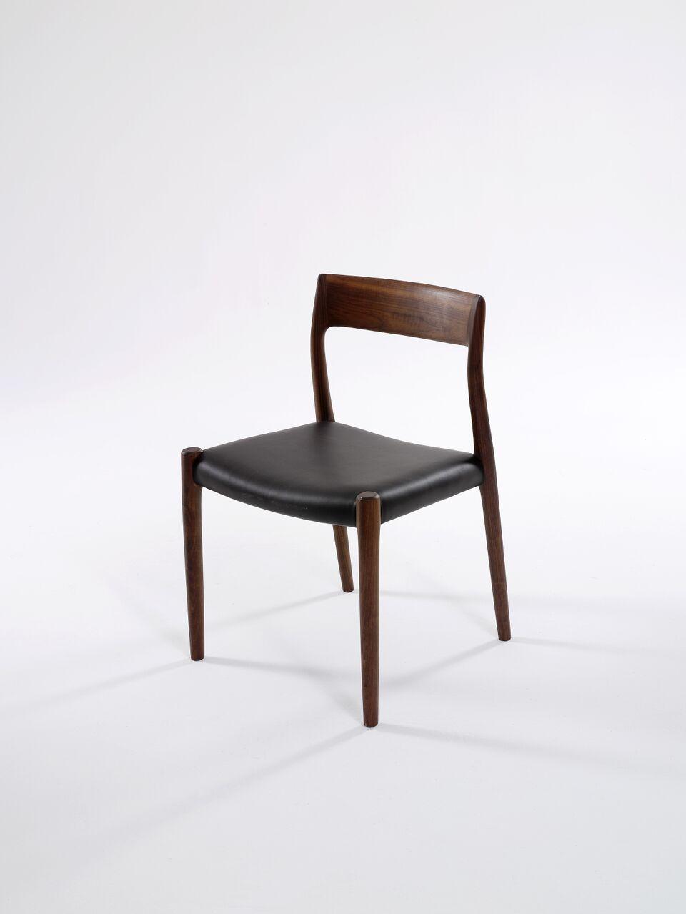 J. L. Møllers Stuhl Nr. 77