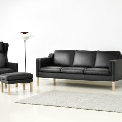 Stouby Vincent Sofa Curved Arm