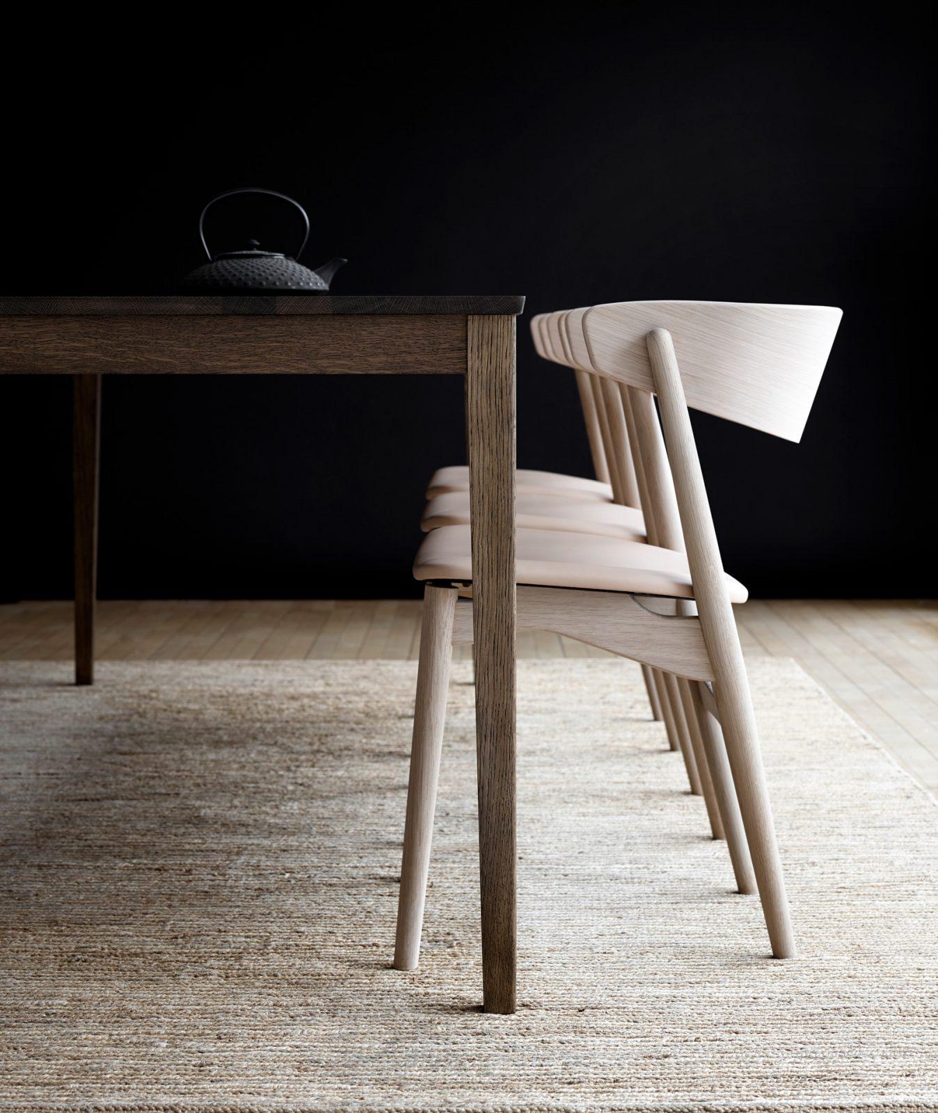Sibast Furniture - SIBAST No 7 Esszimmerstuhl