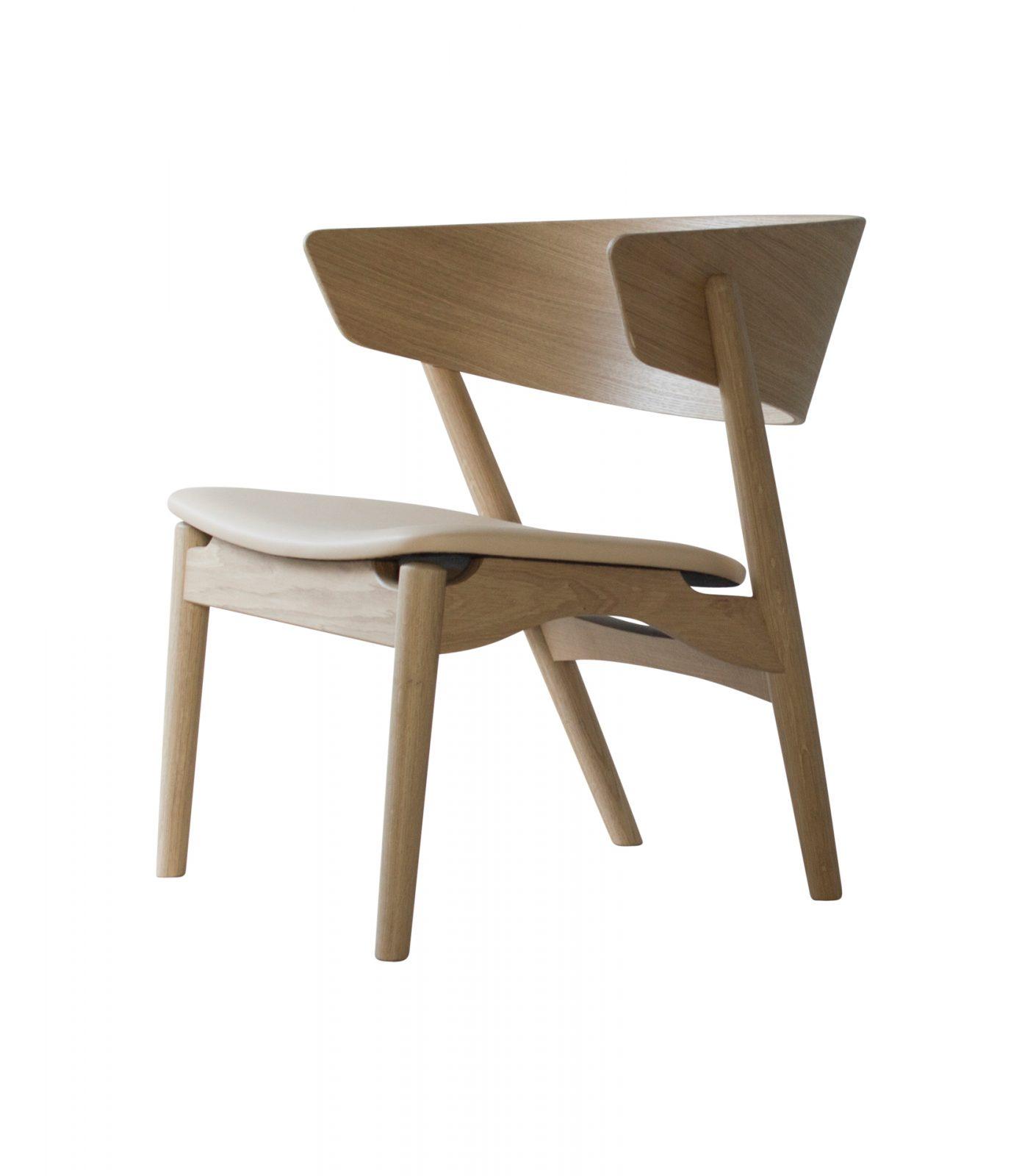 Sibast Furniture - SIBAST No 7 Lounge Sessel
