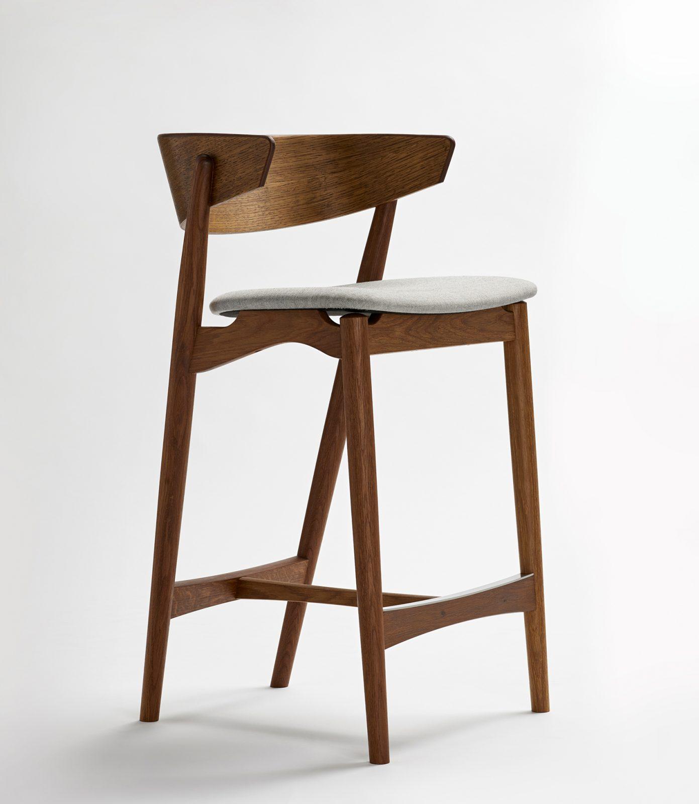 Sibast Furniture - SIBAST No 7 Barstuhl