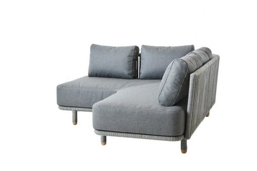 Cane-Line – Moments Modul Outdoor Sofa