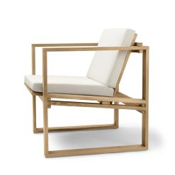 Carl Hansen & Søn - BK11 Indoor-Outdoor Lounge Chair