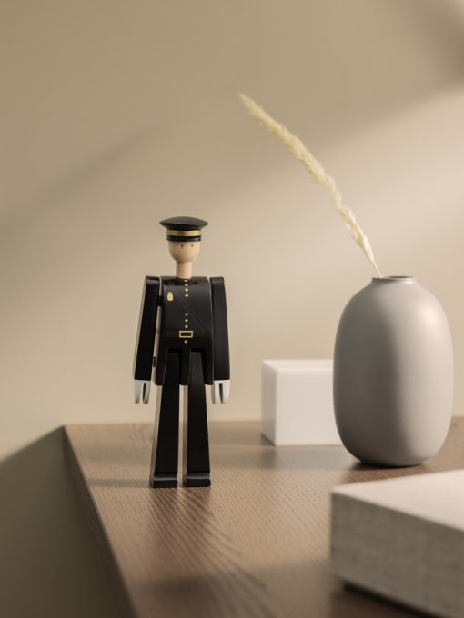 Kay Bojesen -Policeman